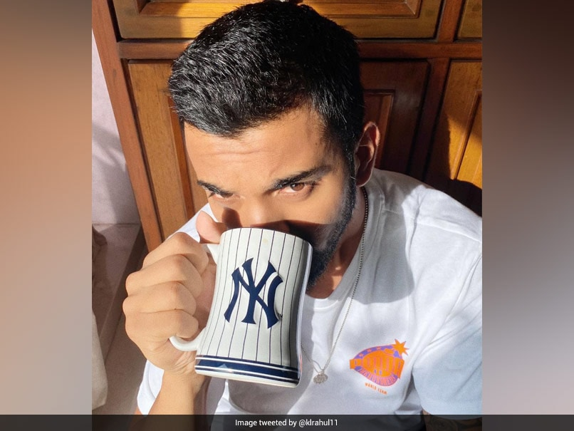 KL Rahul Shares Picture Drinking Coffee, Fans Come Up With Hilarious Memes