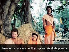 रामायण की सीता दीपिका ने बताया- मैं, राम और लक्ष्मण पेड़ के नीचे कर रहे थे शूटिंग तभी आ गया विशाल सांप और फिर...
