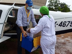 Private Planes Take To Sky To Ferry COVID-19 Tests From Isolated Colombia