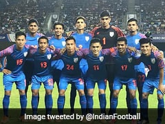 India To Face Qatar In 2022 FIFA World Cup Qualifier On October 8