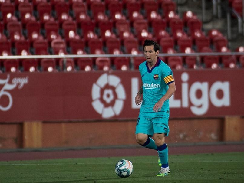 Quique Setien 'satisfied' by Barcelona's four-goal romp at Mallorca