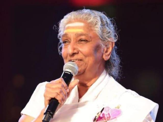 Singer Janaki