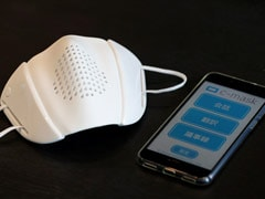 "Japanese Startup Makes Internet Connected ""Smart Mask"" Amid Coronavirus"
