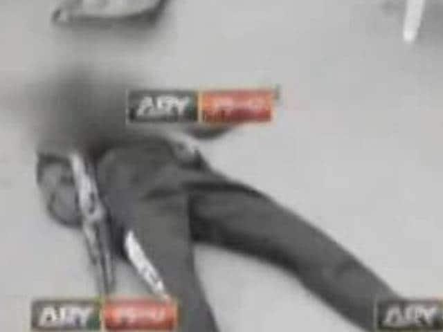 Video : Terrorists Attack Pak Stock Exchange In Karachi; Cops Say 4 Gunmen Killed