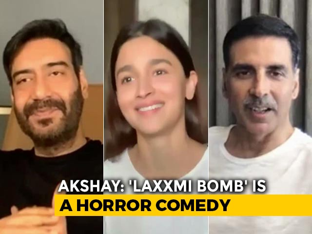 Alia Bhatt, Akshay Kumar, Ajay Devgn's Virtual Chat On Their Next Films