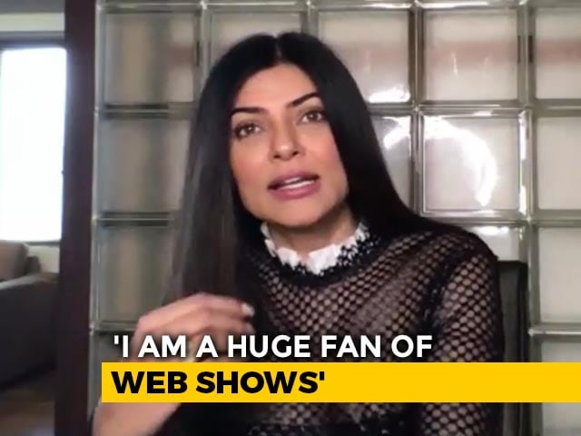 Spotlight: Sushmita Sen on Her Comeback, Family, Social Media & More
