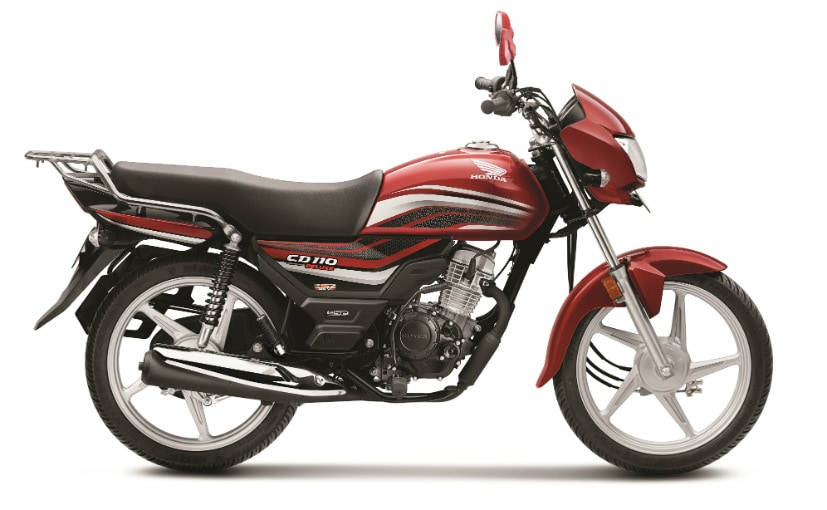 Honda CD 110 Dream BS6 Launched In India; Prices Start At Rs. 62,729