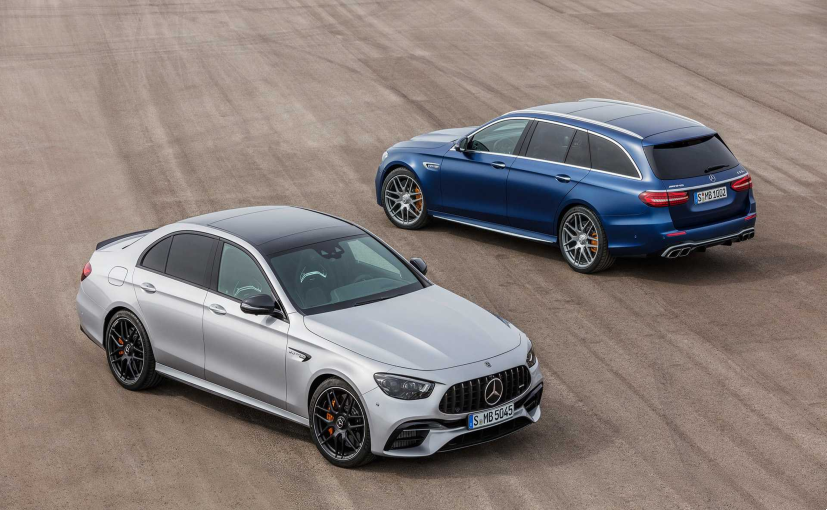 The 2021 Mercedes-AMG E63 S has received subtle updates.