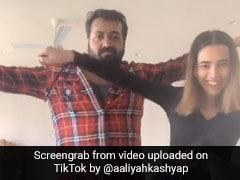 अनुराग कश्यप को बेटी आलिया ने सिखाया डांस, Video में यूं थिरकते नजर आए बॉलीवुड डायरेक्टर