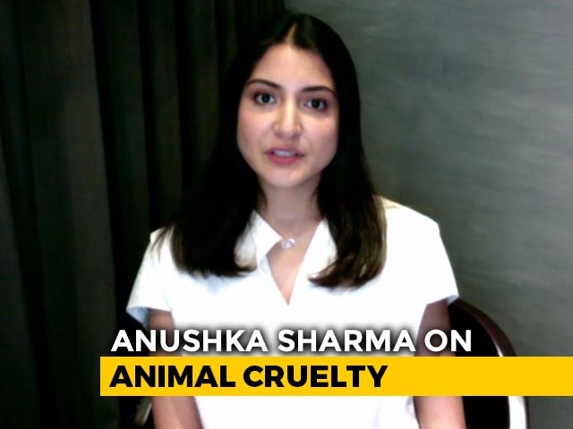 Anushka Sharma: We Need Stricter Animal Cruelty Laws