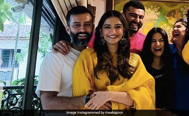 Rhea Kapoor's 'Insane' Gift For 'Best Brother-In-Law' Anand Ahuja