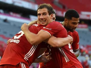 Leon Goretzka Winner Puts Bayern Munich Within One Victory Of Bundesliga Title