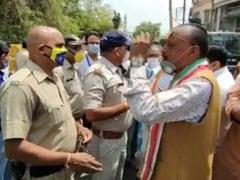 मध्यप्रदेश: CM शिवराज सिंह की कथित ऑडियो क्लिप का मामला तूल पकड़ा, कांग्रेस ने किया प्रदर्शन