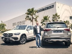 Mercedes-Benz India Retailed 2948 Units In The First Half Of 2020