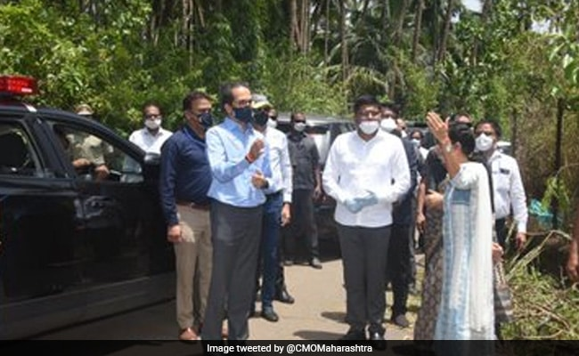 Uddhav Thackeray Announces Rs 100 Crore Aid For Cyclone-Hit Raigad