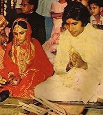 On 47th Anniversary, Big B Reveals The London Factor In Wedding To Jaya