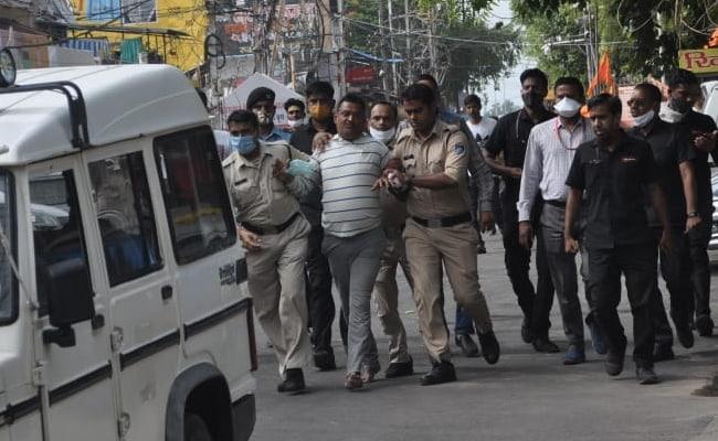 Madhya Pradesh Congress Demands Probe Over Gangster Vikas Dubey's 'Suspicious' Arrest