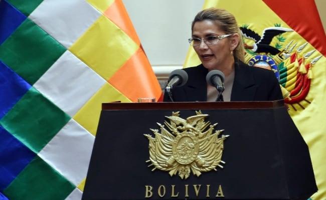 Bolivia President Jeanine Anez Tests Positive For Coronavirus