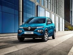 BS6 Renault Kwid 1.0L RXL Variant Launched In India; Prices Start At Rs. 4.16 Lakh
