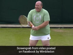 When A Man Put On A Skirt And Played At Wimbledon. Watch