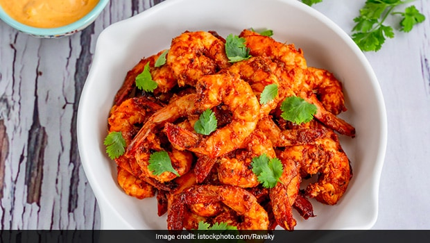 Watch: These Restaurant-Style Masala Prawns Will Perk Up Your Lunch Spread In A Jiffy