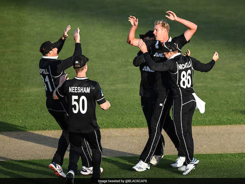 New Zealand Cricketers Start Squad Training At High Performance Centre In Lincoln
