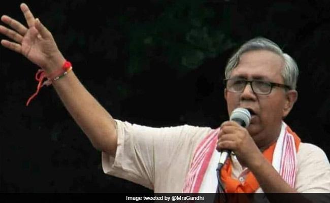 Former RSS Leader Tapan Ghosh Dies Of COVID-19