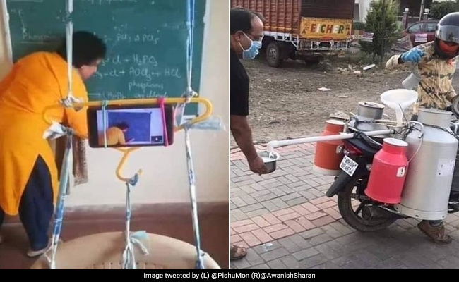 Nobody Can Beat Indians At 'Jugaad'. These Posts Are Proof