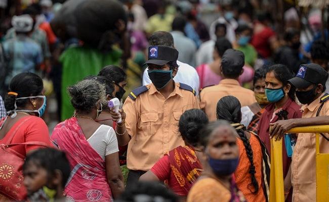 இந்தியாவில் முன்னெப்போதும் இல்லாத அளவாக ஒரே நாளில் கொரோனாவால் 55,000 பேர் பாதிப்பு!