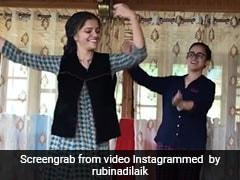 टीवी एक्ट्रेस Rubina Dilaik ने पहाड़ी गाने पर जमकर किया डांस, खूब वायरल हो रहा Video