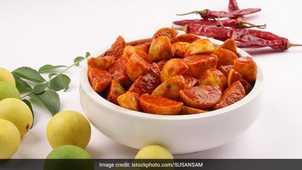 Aloo Ka Achar
