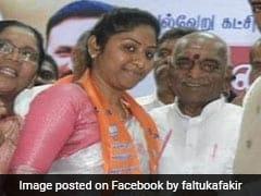 Veerappan's Daughter, AIADMK Founder MGR's Family Get Posts In Tamil Nadu BJP