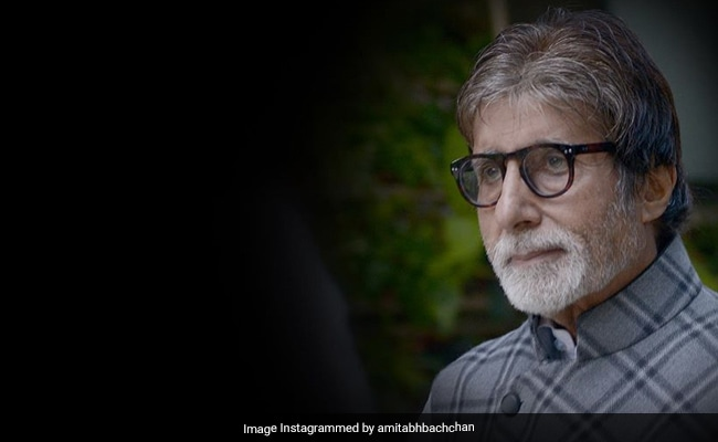 Amitabh Bachchan Quotes Agneepath To Inspire Hope In The Time Of Pandemic