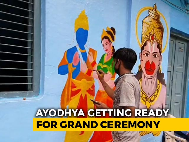 Video : In Ayodhya, Students Hope Temple, Mosque Will Bring More Jobs