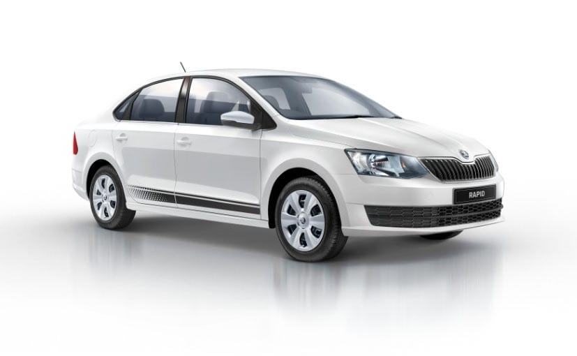 Skoda Rapid Rider Plus Variant Launched; Priced At ₹ 7.99 Lakh