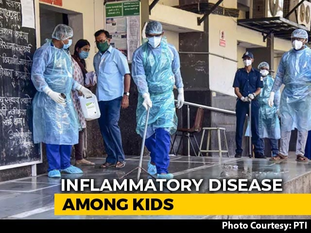 Video : Disease Detected In Mumbai Children With COVID-19 Worries Doctors