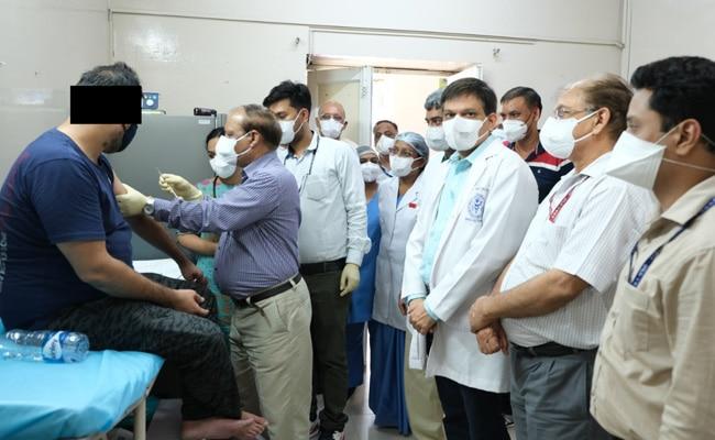 छत्तीसगढ़ ने की केंद्र से कोवैक्सीन पर रोक लगाने की मांग, डॉ. हर्षवर्धन ने दिया विस्तृत जवाब