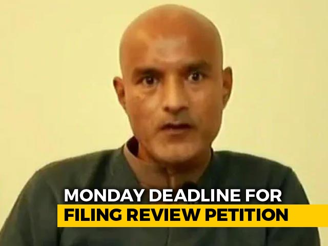 "Video : Kulbhushan Jadhav ""Visibly Under Stress"", Access Not Credible: Government"