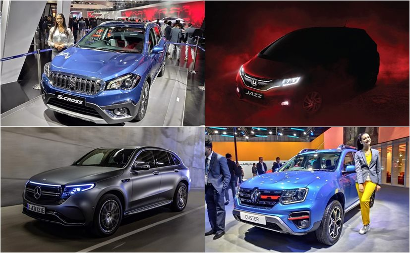 Here are all the upcoming cars set to go on sale in India in August 2020