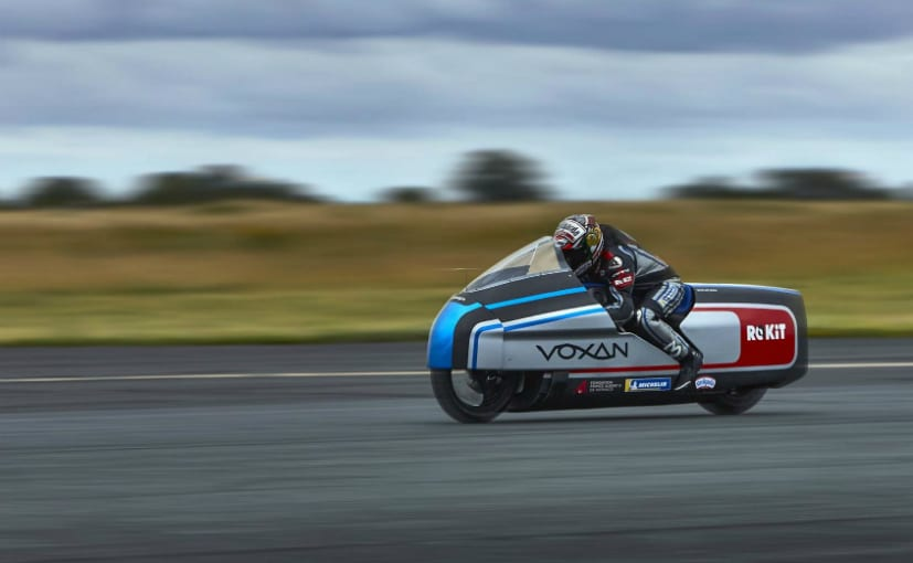 Voxan is a French motorcycle company focussed on making electric motorcycles