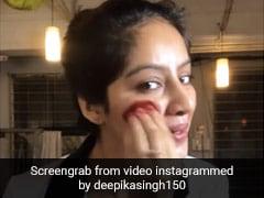 दीपिका सिंह ने शेयर की सस्ती और ऑर्गेनिक ब्यूटी टिप, चुकंदर से यूं मेकअप करती दिखाई दीं एक्ट्रेस- देखें Video