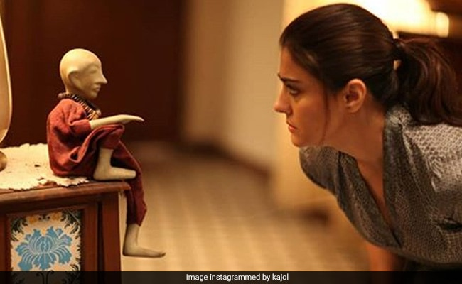 Kajol Is Making New Friends At Home. Meet Her Latest Buddy