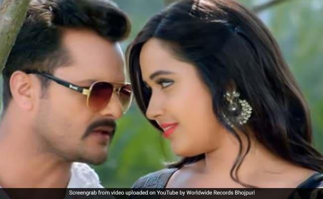 भोजपुरी एक्ट्रेस काजल राघवानी के गाने ने यूट्यूब पर मचाया तहलका, Video डेढ़ करोड़ के पार