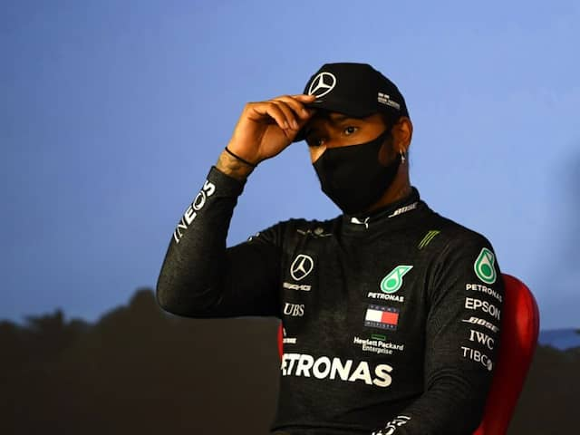 F1 Star Lewis Hamilton Says