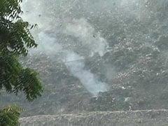 गाजीपुर के कूड़े के 'पहाड़' की ऊंचाई कम करने के दावों के पीछे की 'सच्चाई'!