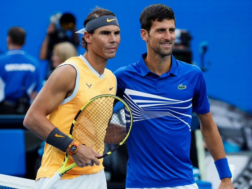 Novak Djokovic Rafael Nadal Serena Williams Enter Us Open Tuneup Tournament Tennis News