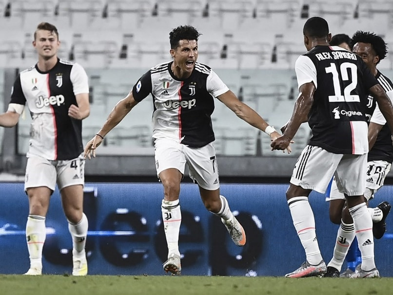 Cristiano Ronaldo Powers Juventus To Ninth Straight Serie A Title