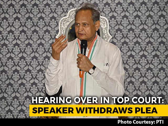 Video : Do You Want Trust Vote Or Not, Governor Asks Ashok Gehlot