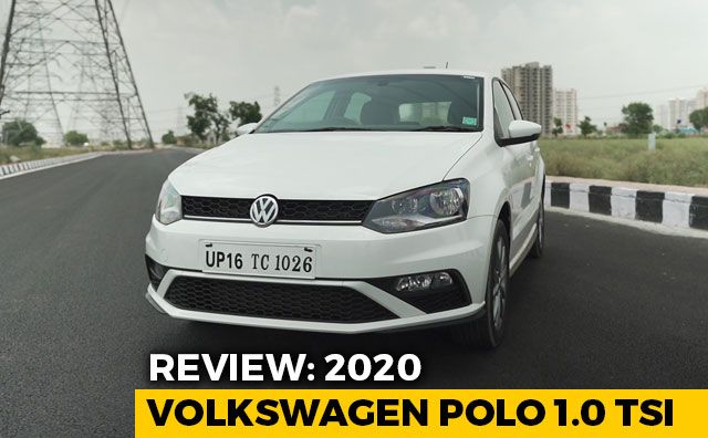Video : 2020 Volkswagen Polo 1.0 TSI Review