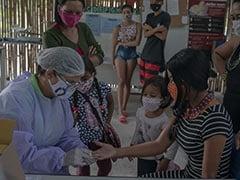 Brazil's COVID-19 Death Count Surpasses 90,000